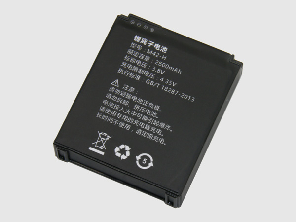Law Enforcement Recorder Li-Po Battery